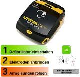 Physio Control - LifePak CR Plus