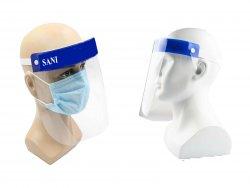 Gesichtsschutzschild - Schutzvisier Augenschutz Gesichtsschutz