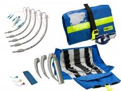 Intubationstasche-Blau-AEROcase-mit-Fuellung+++Intubationsset+++