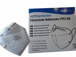 Atemschutzmaske FFP2, ohne Ventil