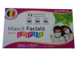 Mundschutz Kinder medizinische OP-Maske