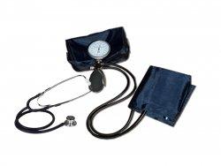 Blutdruckmessgerät Profi mit Stethoskop