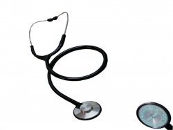 Stethoskop mit Flachkopf