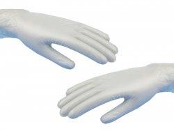 VINYL Einmalhandschuhe