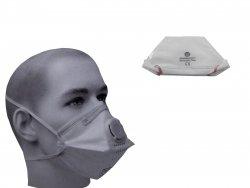 Atemschutzmaske FFP 3 ohne Ausatemventil