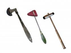 Reflexhammer Set