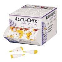 Accu-Check Stechhilfe Safe-T-Pro Uno