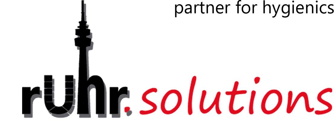 Unser Partner für Hygiene: ruhr.solutions